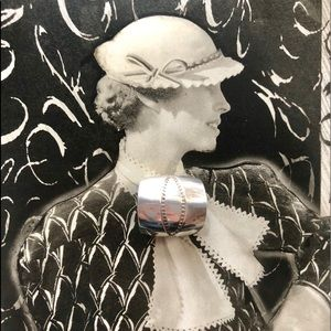 Jewelry - 925 silver ear cuff or slide pendant ❤️😘
